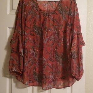 Alvx women plus size blouse